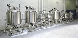 Pharmaceutical Portable Tanks