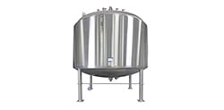 Pharmaceutical Water-For-Injection Storage Tanks