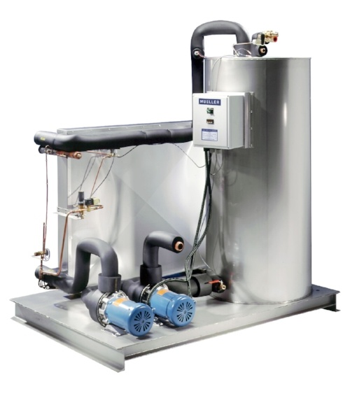 Batch Water Chiller