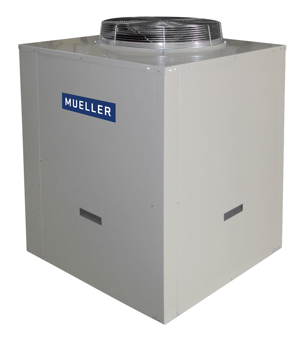 Package Water Chiller with Logo Image