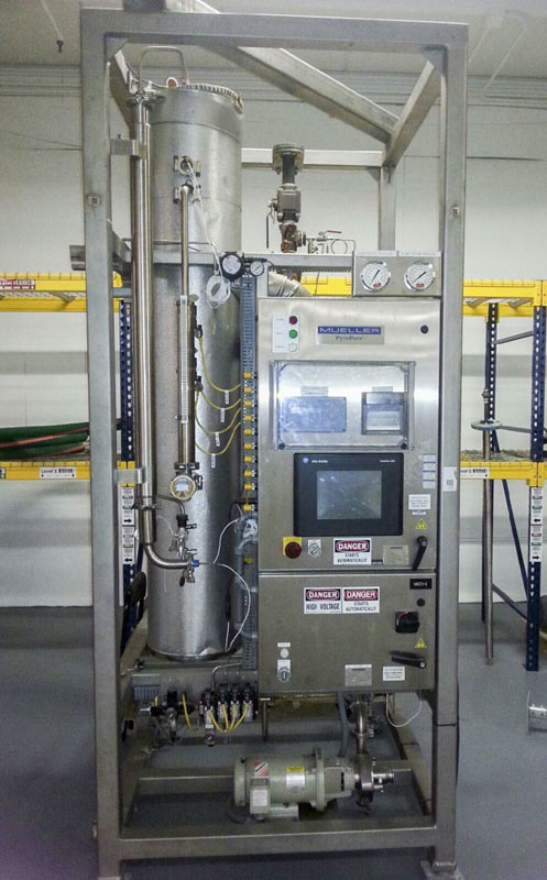 Used Equipment - Pharmaceutical | Paul Mueller Company