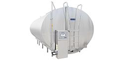 Model OHF Milk Cooler